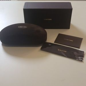 Tom Ford sunglasses / eyeglasses hard case